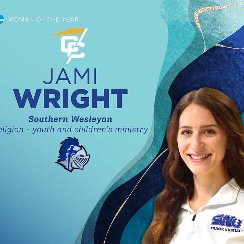 Jami Wright Named Top 30 Honoree for 2021 NCAA Woman of the Year Award
